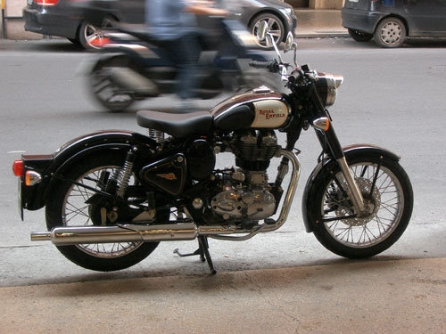 Royal Enfield - Nuova Classic 500