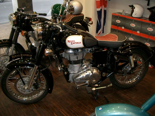 Royal Enfield - Classic
