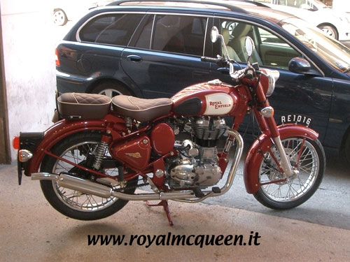 Royal Enfield - Classic 1016