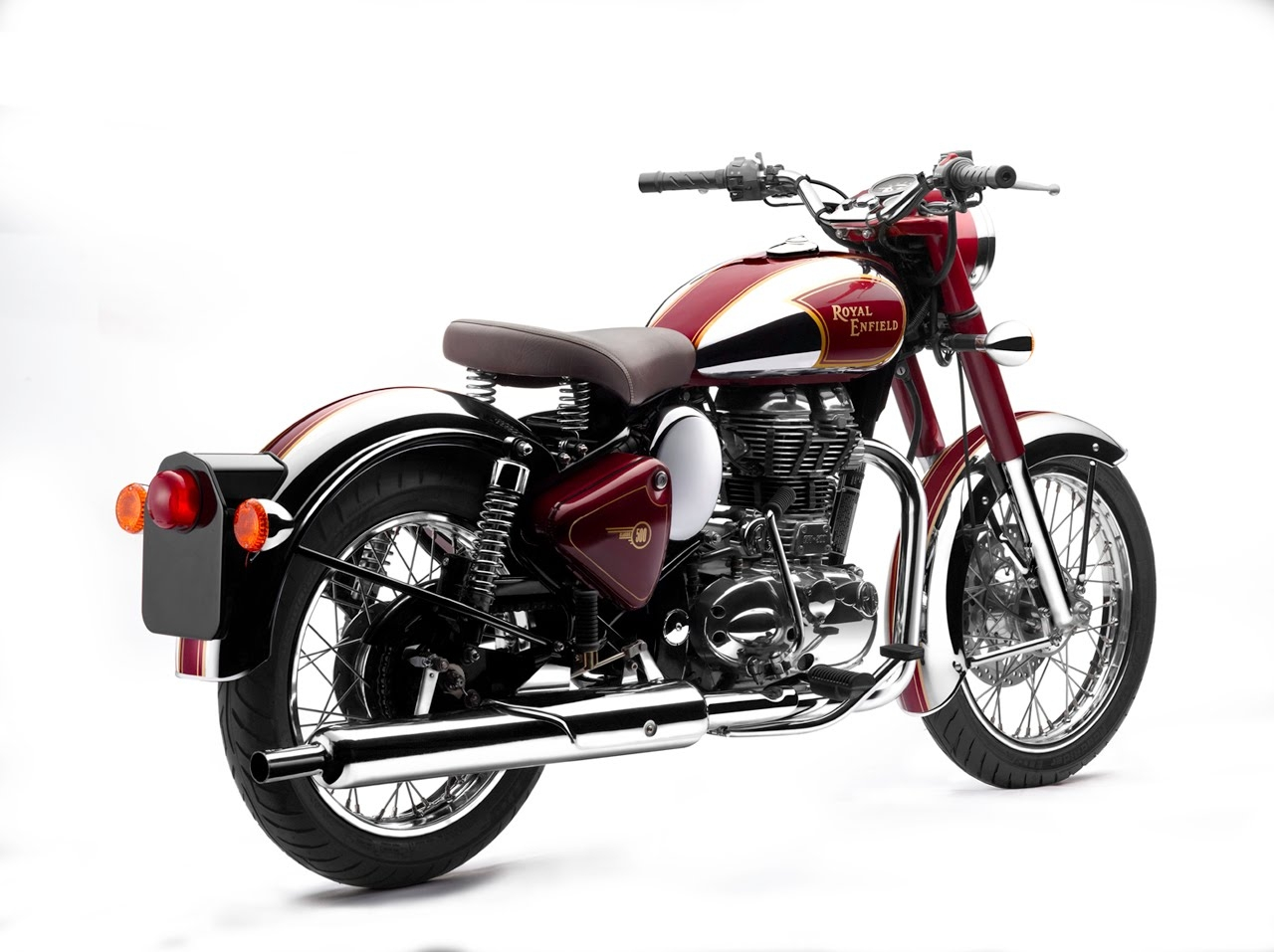Royal Enfield - Royal Enfield Classic DELUX